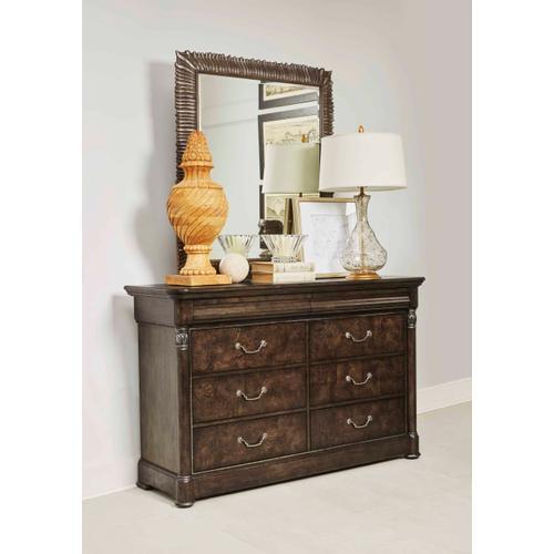 A.R.T. Furniture - Landmark Carved Mirror