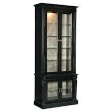 Sanctuary Display Cabinet Noir