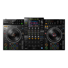 Professional all-in-one DJ system