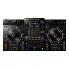 Professional all-in-one DJ system (Black)