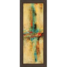"""Equilibrio I"" By Nancy Villarreal Santos Framed Print Wall Art"