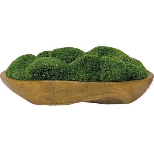 Uttermost - Kinsale Moss Centerpiece