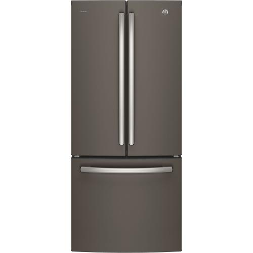 GE Profile 20.8 Cu. Ft. Energy Star French Door Refrigerator with Factory Installed Icemaker Slate - PNE21NMLKES