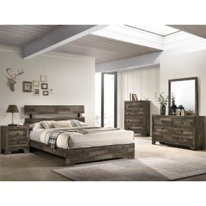 Atticus Twin Bed In One Box