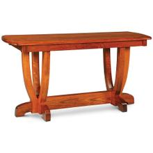 """View Product - Brookfield Sofa Table, 48""""w x 17""""d x 27""""h"""