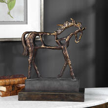 Titan Horse Sculpture