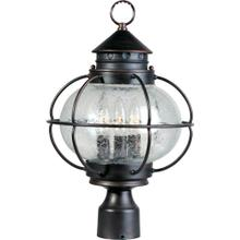 See Details - Portsmouth 3-Light Outdoor Pole/Post Lantern