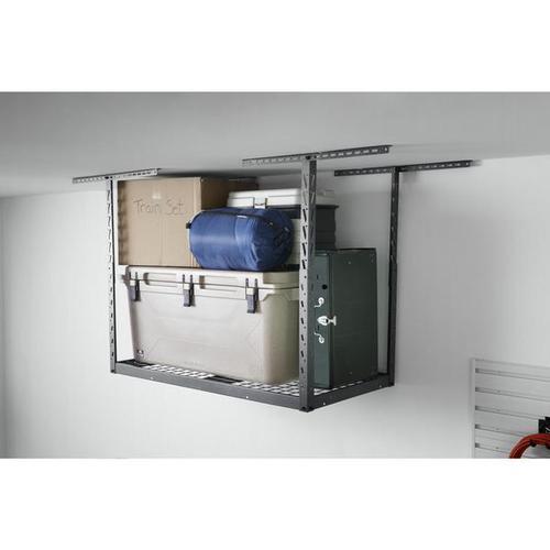 Overhead GearLoft Storage Rack 2 x 4