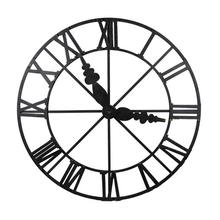 See Details - Faux Clock Wall Decor