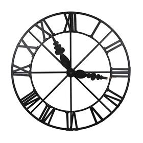Faux Clock Wall Decor