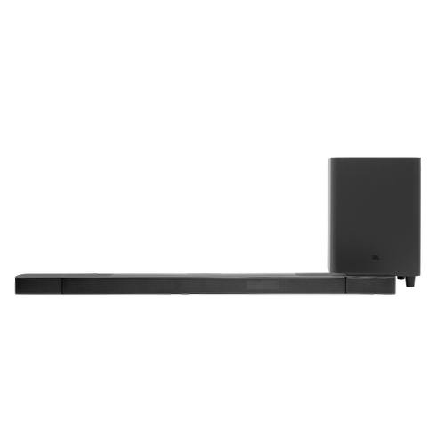 JBL BAR 9.1 True Wireless Surround with Dolby Atmos® 9.1 Channel Soundbar System with surround speakers and Dolby Atmos®