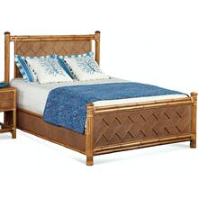 Chippendale Queen Bed