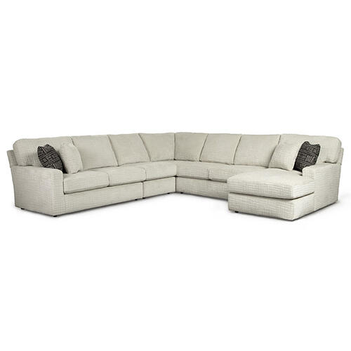 DOVELY SECTIONAL Stationary Sofa