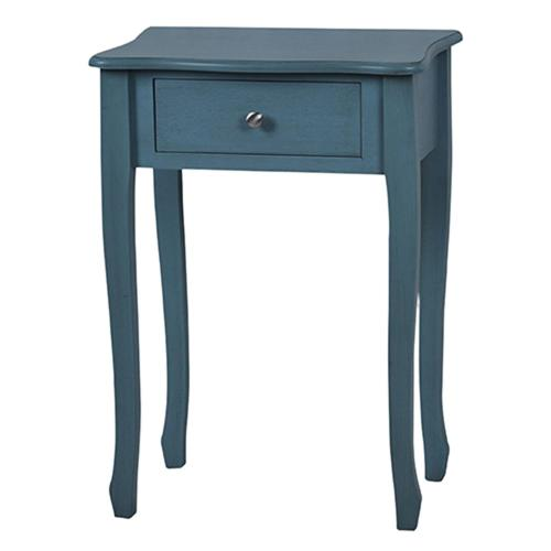 Vivid Collection Distressed Blue