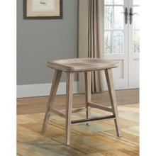 Counter Stool - Natural Finish