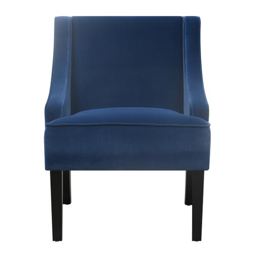 Alyce Accent Chair, Graphic Marin U3316-05-14