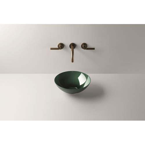Dish basin, SB.Aqua300, deep green