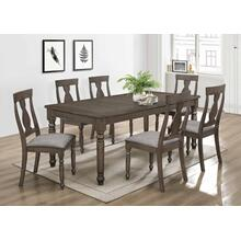 7801 7PC Colonial Dining Room SET