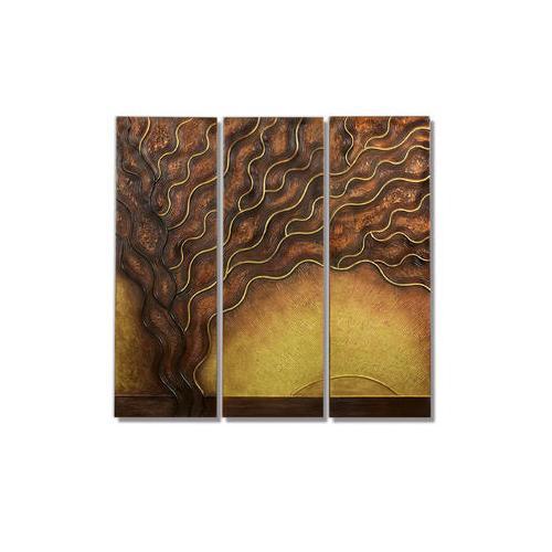 Artisan House - Triple Tree (S/3)
