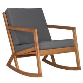 Vernon Rocking Chair - Natural / Grey
