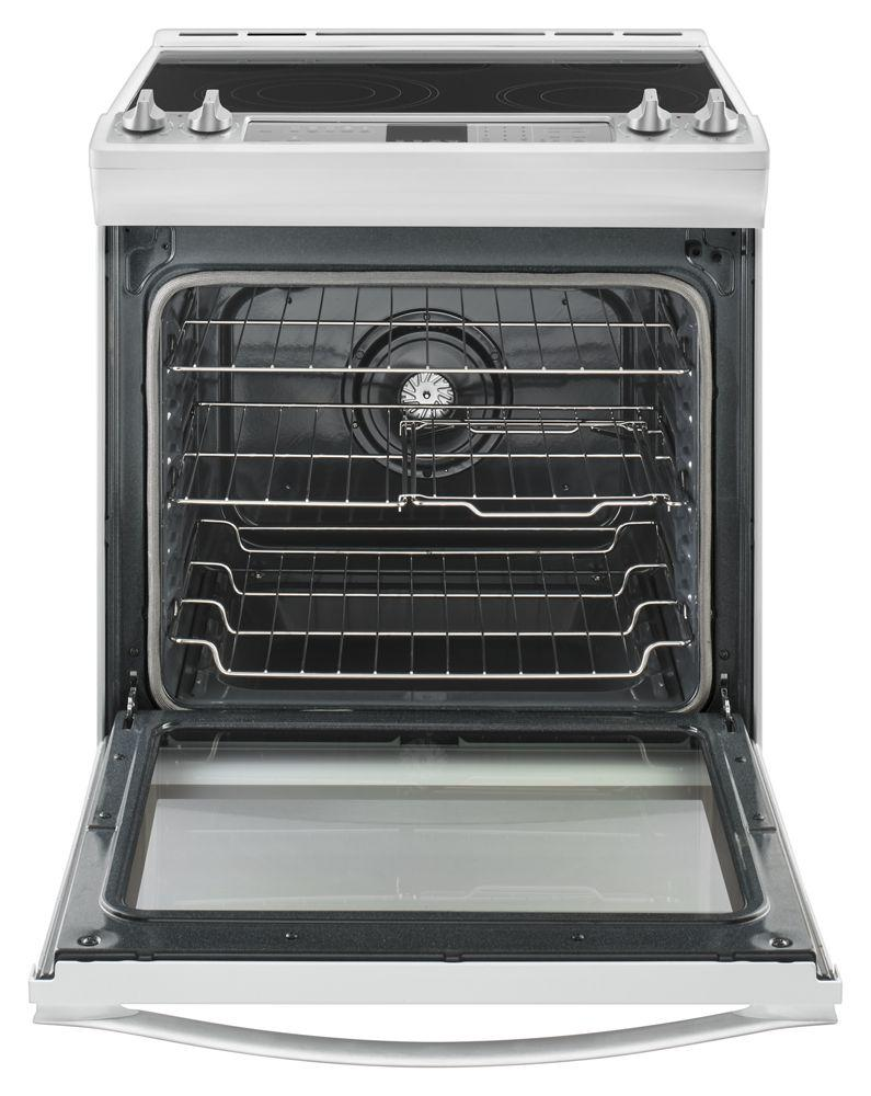 6.4 Cu. Ft. Slide-In Electric Range with True Convection Photo #2