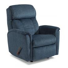 Luna Swivel Gliding Recliner
