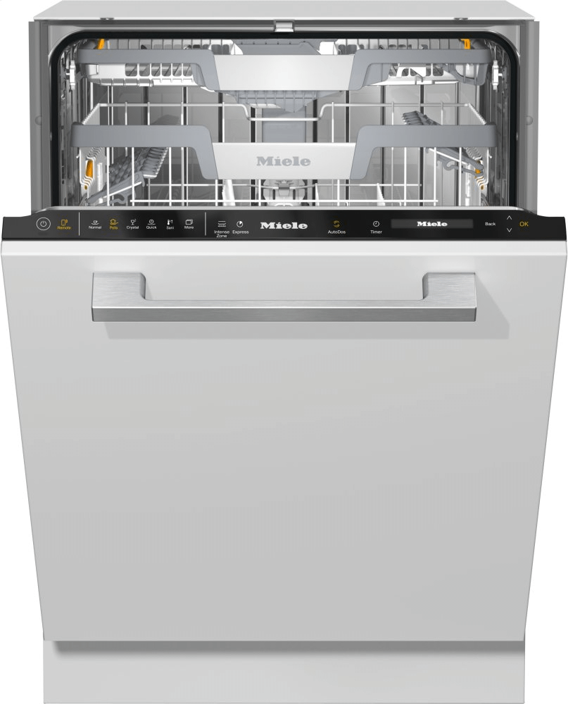 MieleG 7366 Scvi Autodos - Fully Integrated Dishwashers With Automatic Dispensing Thanks To Autodos With Integrated Powerdisk.