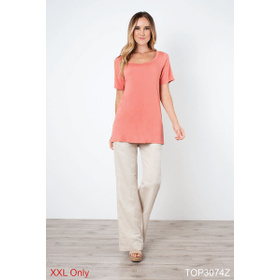 Knot This Way Top - XXL (3 pc. ppk.)