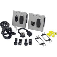 See Details - Max-In-Wall Power & Signal Bay, 15A Code Compliant Extension System