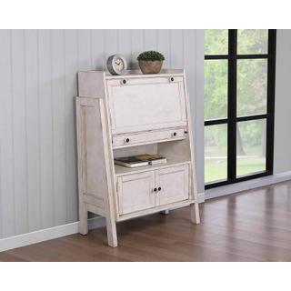See Details - Armoire Drop Leaf Desk
