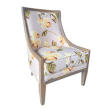 """Foray"" Floral Accent Chair GA"