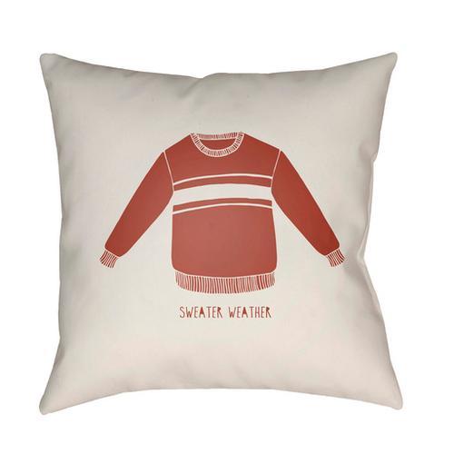 """Sweater Weather SWR-002 20"""" x 20"""""""