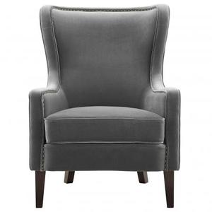 Rosco Accent Chair - Charcoal