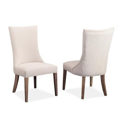- Monticello Side Chair in Fabric