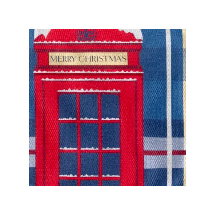 """London Holiday LHD-001 20""""H x 20""""W"""