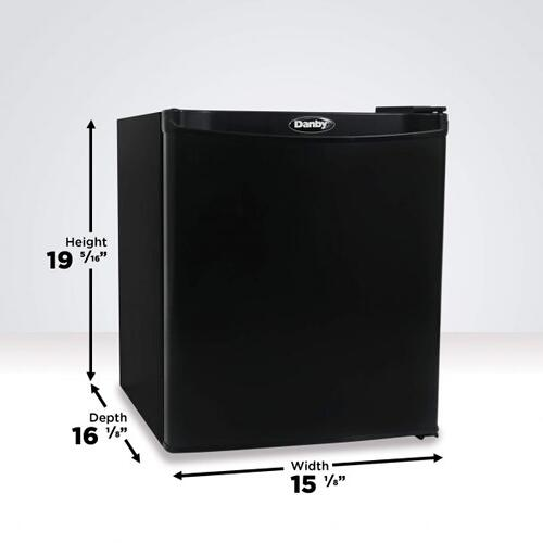 Danby 1.0 cu. ft. Compact Refrigerator