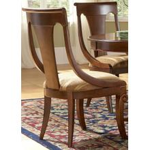 View Product - Bowed Slat Back Side Chair