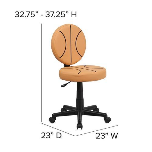 Gallery - Basketball Swivel Task Office Chair