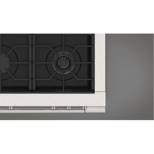 "30"" Dual Fuel Range - Stainless Steel"