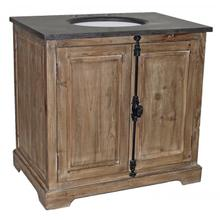 Reclaimed Pine 2-Door Vanity