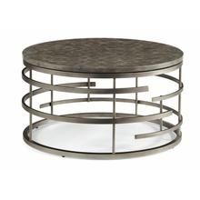 See Details - Halo Round Coffee Table