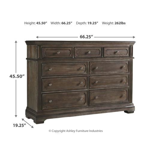 Mikalene Dresser