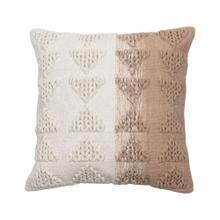 18x18 Hand Woven Naia Pillow