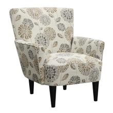 Flower Power Accent Chair, Cascade Mineral U3535-05-05