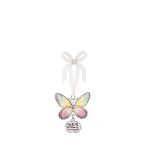 Blissful Journey Butterfly Ornament - The SUN will come out tomorrow