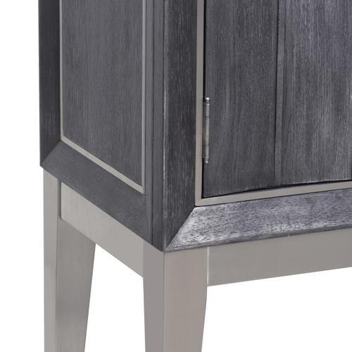 Pulaski Furniture - Echo Door Chest Deck in Charcoal