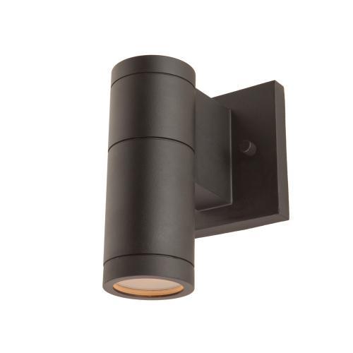 Artcraft - Neuvo AC8001BK Outdoor Wall Light
