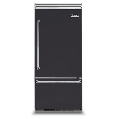 "Viking - 36"" Bottom-Freezer Refrigerator - VCBB5363E Viking 5 Series"
