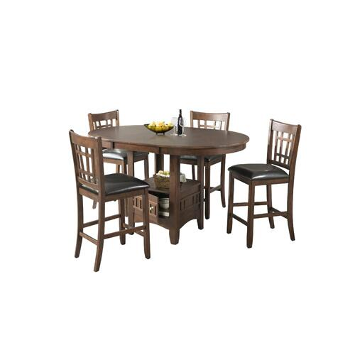 Elements - Max Cherry DMX100xx - Table and 4 Chairs