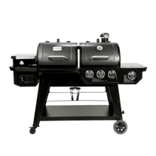 See Details - Pro Series II 1100 Pellet/Gas Combo Grill